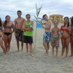 Les Jeunes à Port Leucate