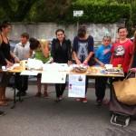 Chantier Jeunes sur le Marché