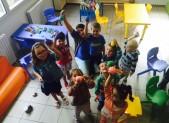 Les Petits à Mercus … «ils sont chez eux !» …