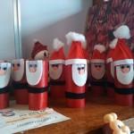 Prépa du Marché de Noël à Arnave