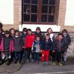 Niaux et les enfants de Founa