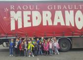 Les Petits ont rendez-vous avec le Cirque Médrano