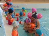 J'apprends à nager … top départ !