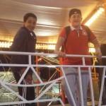 Soirée au Luna Park