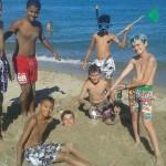 25 juillet ... la plage