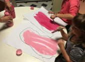 Atelier peinture pour Bataillous et Aventuriers