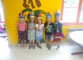 Retour au Centre de Loisirs pour les Petits