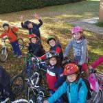 Sortie vélo pour les 6/8 ans