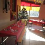 Repas de Noël à Saurat