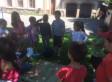 Un composteur à l'Ecole de Niaux