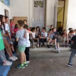 A Arignac au début des Ateliers de lALAE