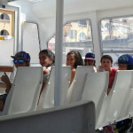 En bateau !