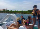 Les Jeunes sur le Lac Marin