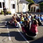 Balade avec les Ecoles de Banat et Rabat