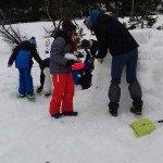 Les enfants ... à la Neige