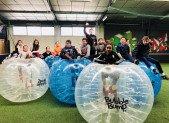 Ski pour les Grands … Bubble pour les Juniors !
