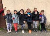 Niaux voyage avec les Enfants de l'ALAE