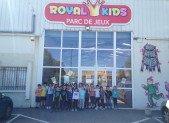 Royale … la sortie chez Royals Kids à Toulouse !