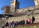 Mamies, Papis et les Enfants de Niaux au Château