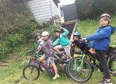A Mercus à Vélo …