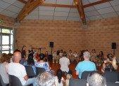 Niaux … Spectacle et Paella à l'Ecole