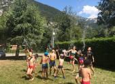 Jeux d'eau … bataille !!!