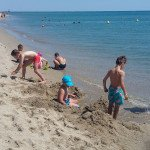 La plage ... un vrai régal !!!