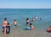 A Leucate … enfin la Mer !!!