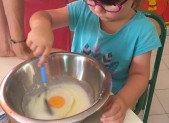 Cuisine avec les petits