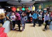 Au bowling avec les grands !