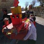 Carnaval du RPI à Rabat les Trois Seigneurs
