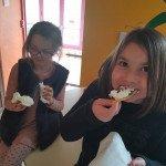Pizzas et Gaufres ... Waouw !!!