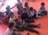 Idées d'enfants … projets d'enfants … parcours découvertes à Niaux !