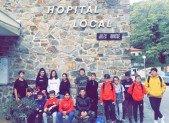Chantier solidaire à l'Hôpital