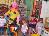 Carnaval arrive … et les petits du Pradelet préparent la fiesta !!!