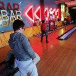 Au bowling avec les grands