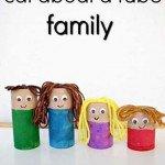 Cardboardtube Family