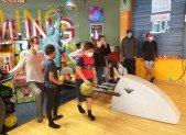les juniors au Bowling