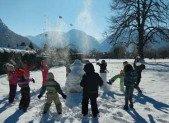 Il a neigé aussi à Arignac !