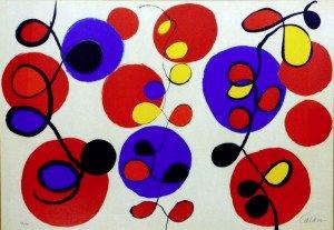 Calder boucles