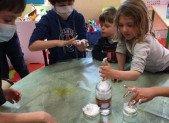 Les petits scientifiques de Niaux