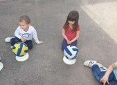 Le Volley pour les petits … oui, c'est possible, avec Marie